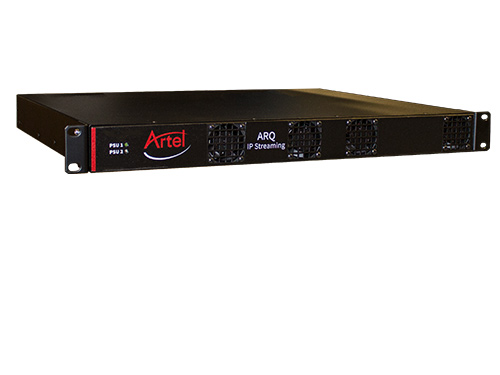 ARQ IP Streaming Systems