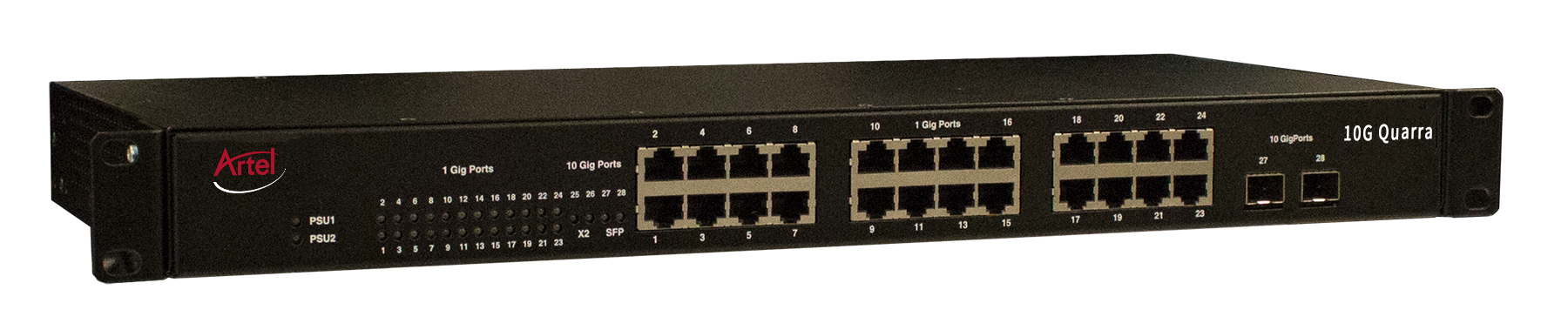 Artel_Video_Systems-Multimedia_Delivery-Switch-Quarra_10G-PTP-Ethernet-Left